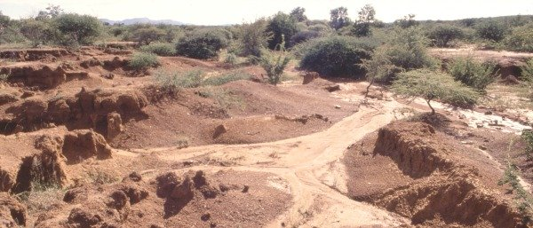 climate change denial soil erosion